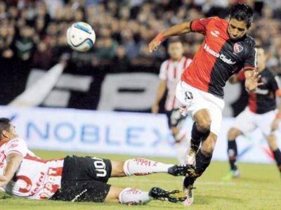 El Sapo dio un buen salto: Figueroa fue la figura de Newell's ante Unión