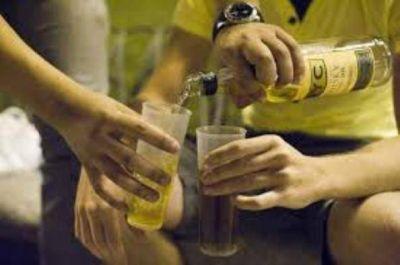 La edad de inicio en el consumo alcohol bajó a los once años