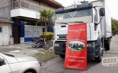 Mar del Plata: Carne para Todos en la ciudad
