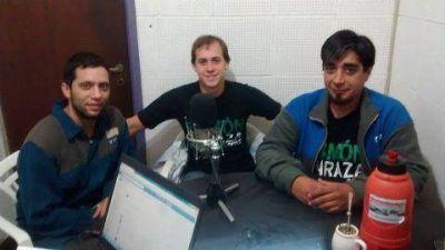 """Juventud Sindical: """"El cambio se tiene que dar de la mano de Ramón y de los 90 mil berissenses"""""""