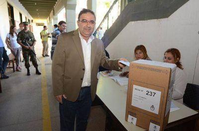 El intendente Jalil avanza con las elecciones municipales en Capital: ser�an el 28 de junio