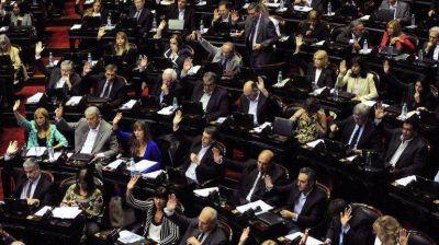 La Cámara de Diputados aprobó el proyecto para estatizar todos los ferrocarriles