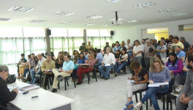 Los municipales dijeron que no a la propuesta de aumento