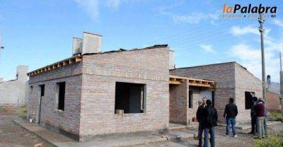 Supervisan el avance de obra de las 25 Viviendas del Plan Buenos Aires Hogar