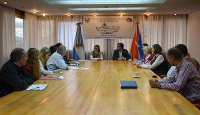 Gobierno presentó acciones realizadas en materia habitacional