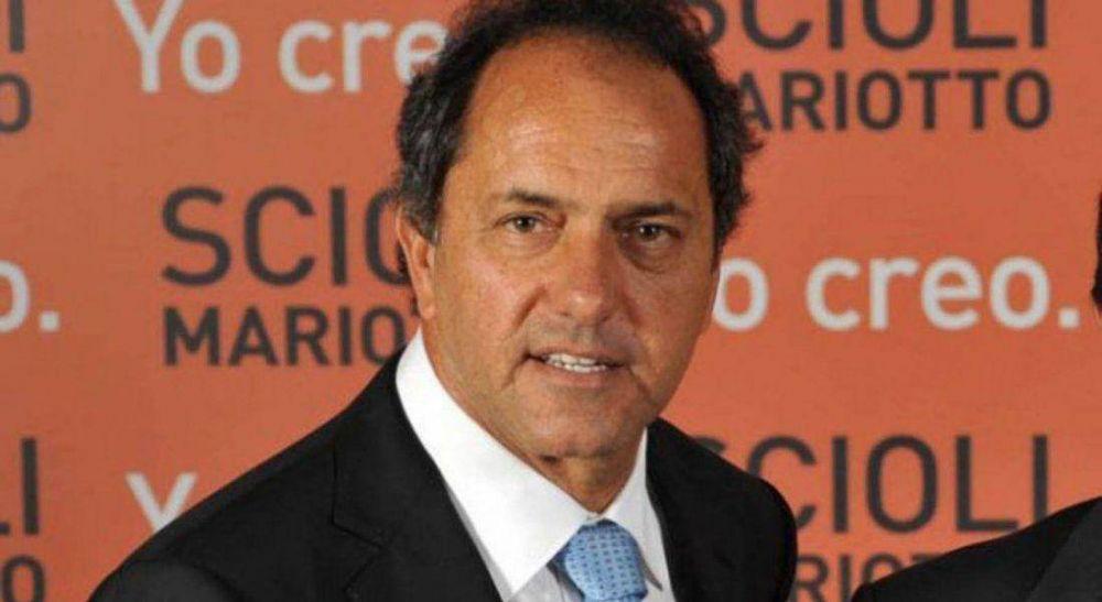 Daniel Scioli estará en Jujuy este domingo