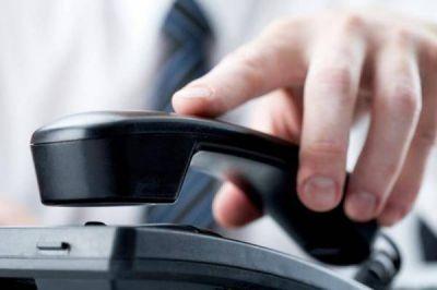 Arata sin teléfonos fijos: piden informe a Nación