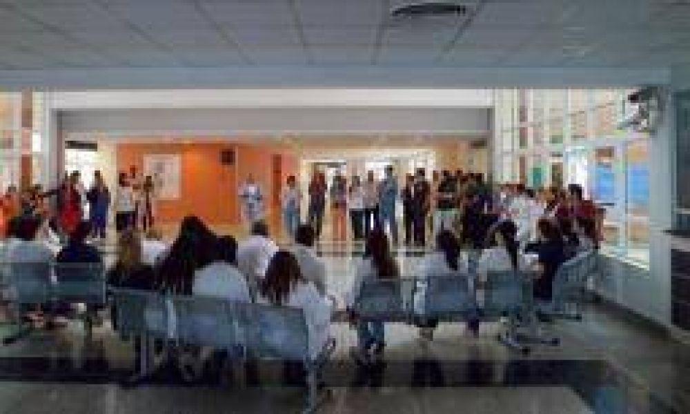 Este jueves APROSLaR decide si los médicos retoman el paro
