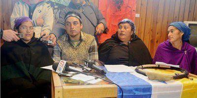 La comunidad Mapuche se desligó de los incendios en la cordillera