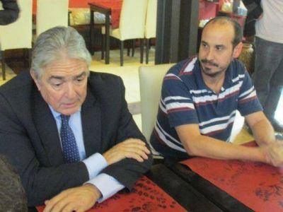 """El elegido por Stolbizer, Jaime Linares, aseguró en La Plata que sus chances para ser candidato """"son importantes"""""""