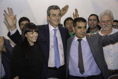 Randazzo y Rioseco respaladaron a la intendenta Soledad Martínez