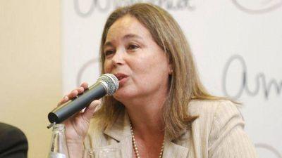Medina de Rizzo electa presidenta de AMJA con apoyo K y ¿con chances para la Corte Suprema?