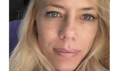 Nicole Neumann se animó a una selfie a cara lavada