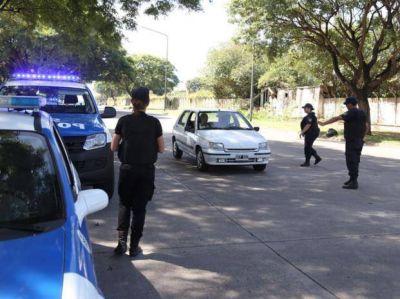 """Aseguran que disminuyeron los delitos en cuatro barrios """"calientes"""" de la ciudad"""