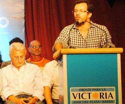 Cristian Arroyo y los ejes de gestión que lleva a la Cámara de Diputados bonaerense