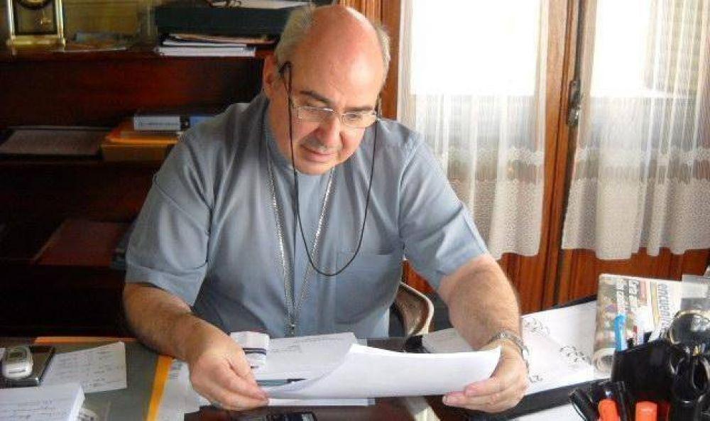 """Mons. Fernández: """"En Pascua, dar el paso para construir juntos su Reino de justicia, amor y paz"""""""