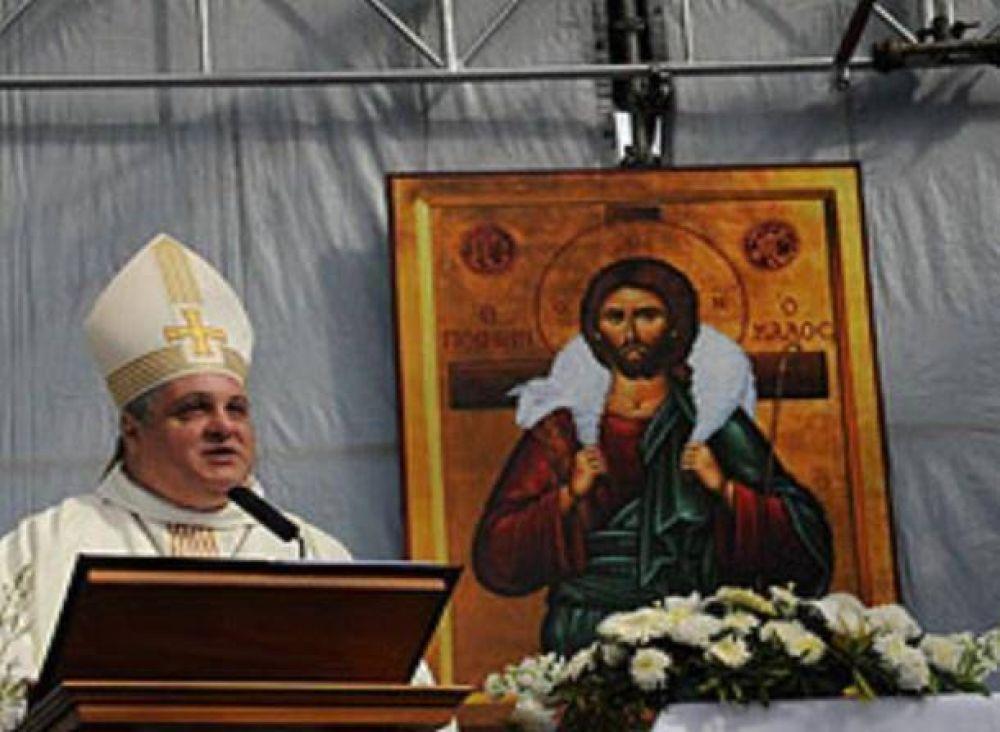 """Mons. Colombo: """"Misericordia, misión y alegría, la riqueza del tiempo pascual"""""""