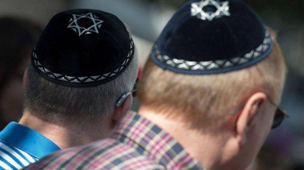 Europa: Piden que todos usen kippah para luchar contra el antisemitismo
