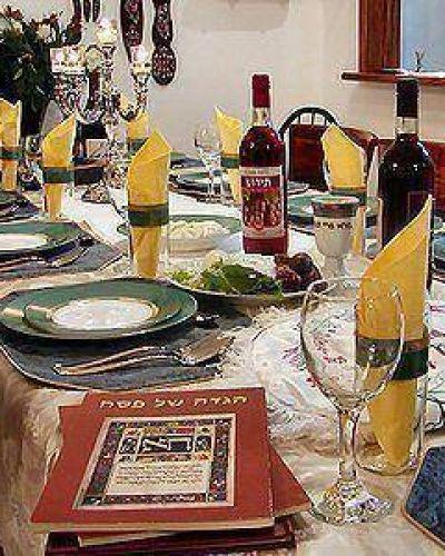 P�saj: La Comunidad jud�a de Panam� disfrut� de su S�der con un mensaje de apoyo hacia Israel