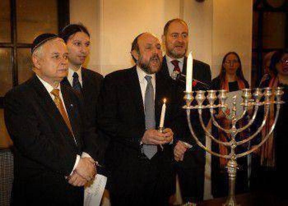 La comunidad judía polaca crece a la sombra de su historia