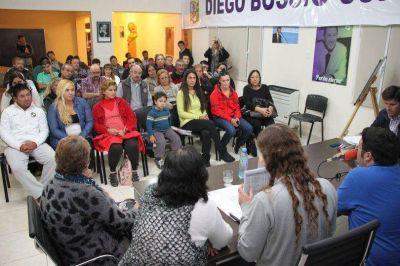 Concejales del FPV expusieron su postura y deslizaron críticas en torno al aumento del boleto