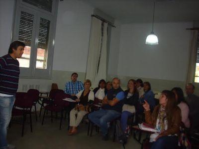 Dolores: Se realizó la carga masiva de matiricula en el aplicativo Conectar Igualdad