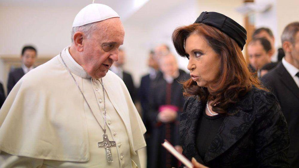 Finalmente, se confirmó el quinto encuentro entre Francisco y CFK
