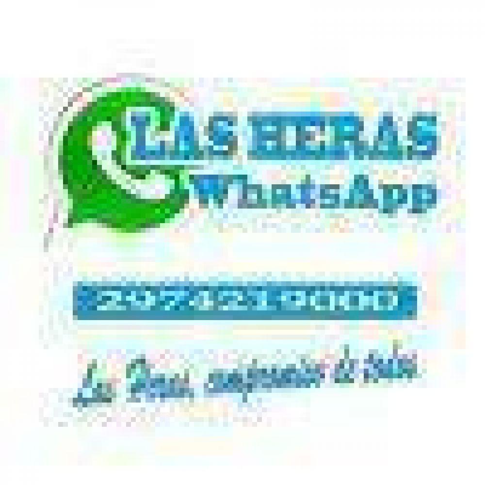 La Municipalidad de Las Heras inaugura cuenta WhatsApp para comunicarse con vecinos