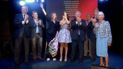 Con la presencia de radicales rebeldes, Stolbizer lanzó su precandidatura presidencial