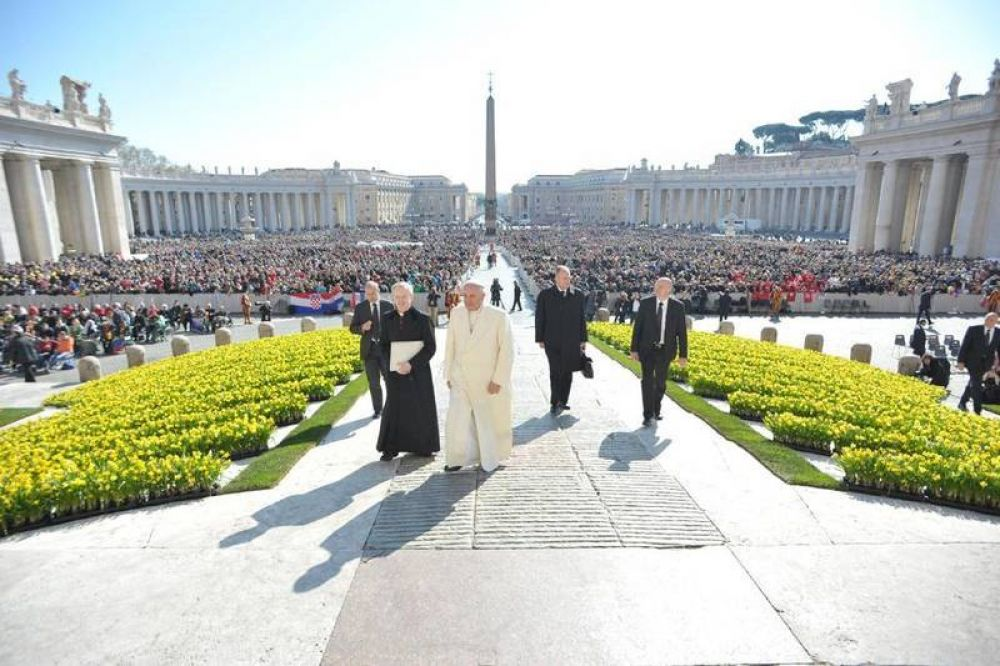 Jubileo de la Misericordia; el Papa entregará la Bula a representantes del mundo