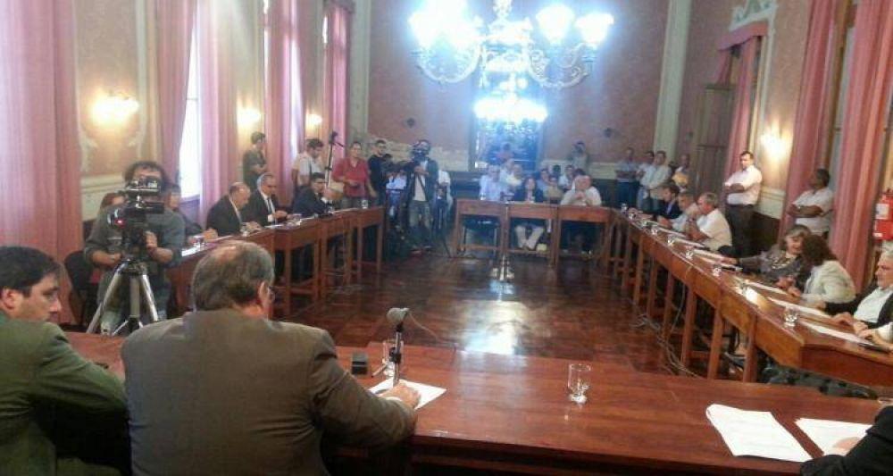Diversos proyectos para la primera sesión ordinaria del año en el Concejo Deliberante