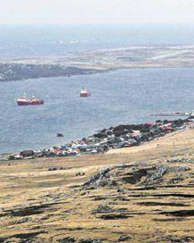 Cita y denuncia por la soberan�a de las islas