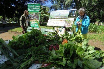 Mañana, última Feria Franca de Horticultores