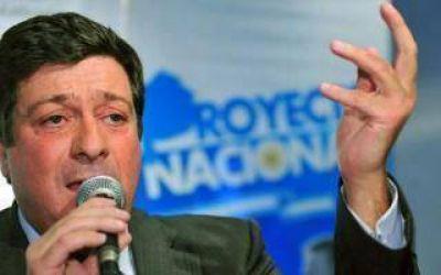 Mariotto quiere que la Provincia otorgue infraestructura a La Salada