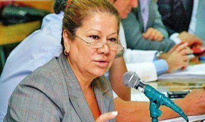 Graciela Camaño llega este viernes a Pico