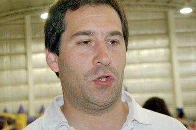 """Luque consideró que no hay nadie que pueda equiparar a Linares camino a la intendencia"""""""