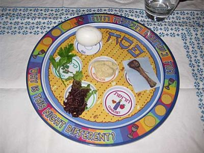 La comunidad jud�a de Brasil tuvo su primer Seder de Pesaj y contin�an los festejos