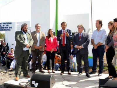 General Rodríguez sumó el 18º Centro de Atención Primaria de la Salud