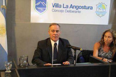 El Municipio confirm� que no ten�a la autorizaci�n de la Direcci�n de Bosque Nativo para construir el Circuito de Motocross