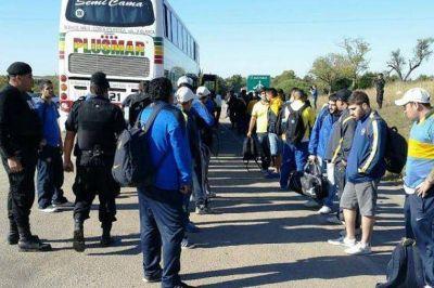 Detienen a tres homicidas en la frontera con Uruguay