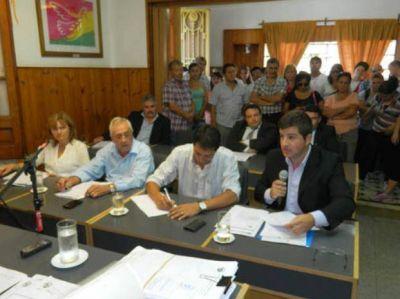 La presión social frenó la entrega de terrenos públicos en Villa Gobernador Gálvez