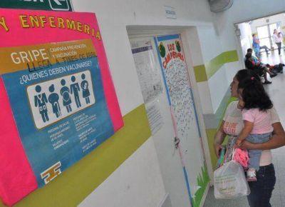 Piden que embarazadas y mayores de 65 años se vacunen contra la gripe