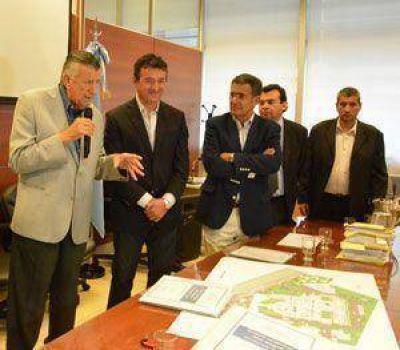 Tres empresas interesadas en el Hospital de Jáchal