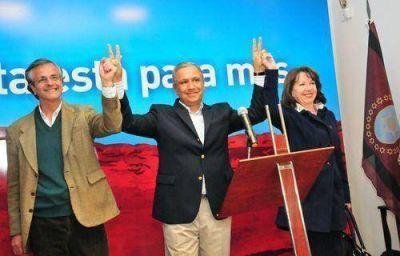 Sonia Escudero sumó su apoyo a la candidatura de Romero
