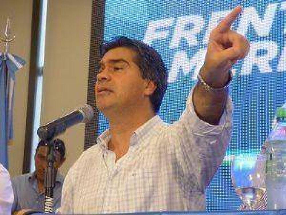 Capitanich intendente: el sueño del PJ que no deja dormir a la oposición