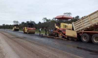 Se realizó el acto de apertura de licitacion para la pavimentación de un nuevo tramo de la ruta provincial 20