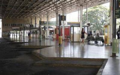 UTA levant� el paro de micros en La Plata y Mar del Plata