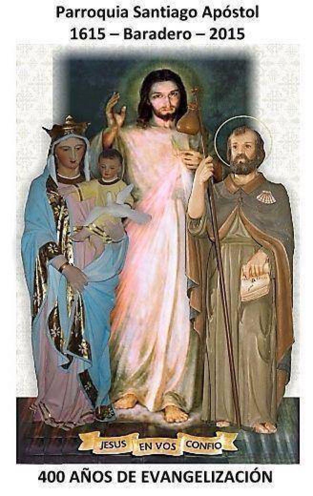 Fiesta de la Divina Misericordia Parroquia Santiago Apóstol