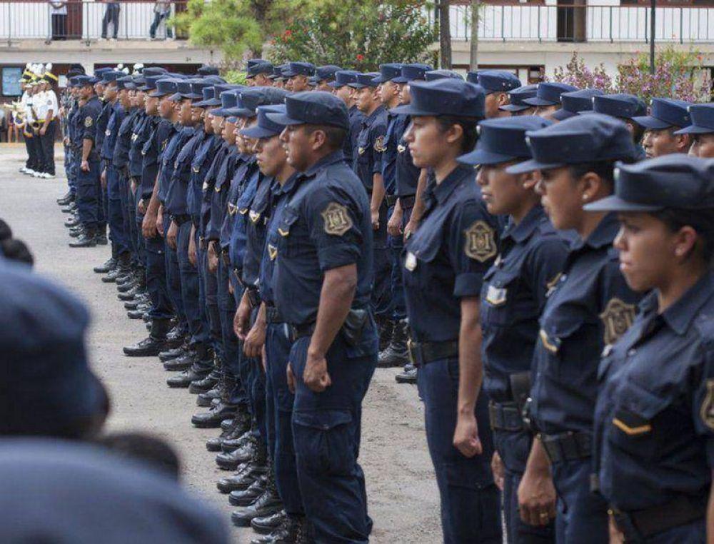 Estiman que 200 policías no podrán votar en las PASO