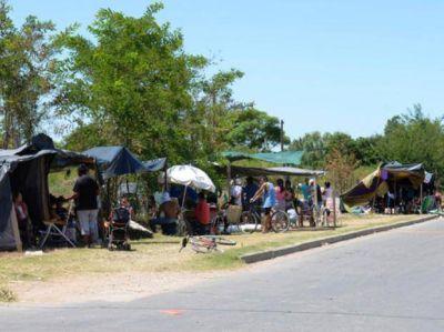 El 60 por ciento de quienes usurpan lotes rechaza ayuda social del municipio